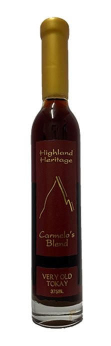 Highland Heritage Carmelo's Blend